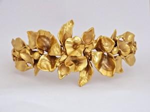 spilla in oro usato